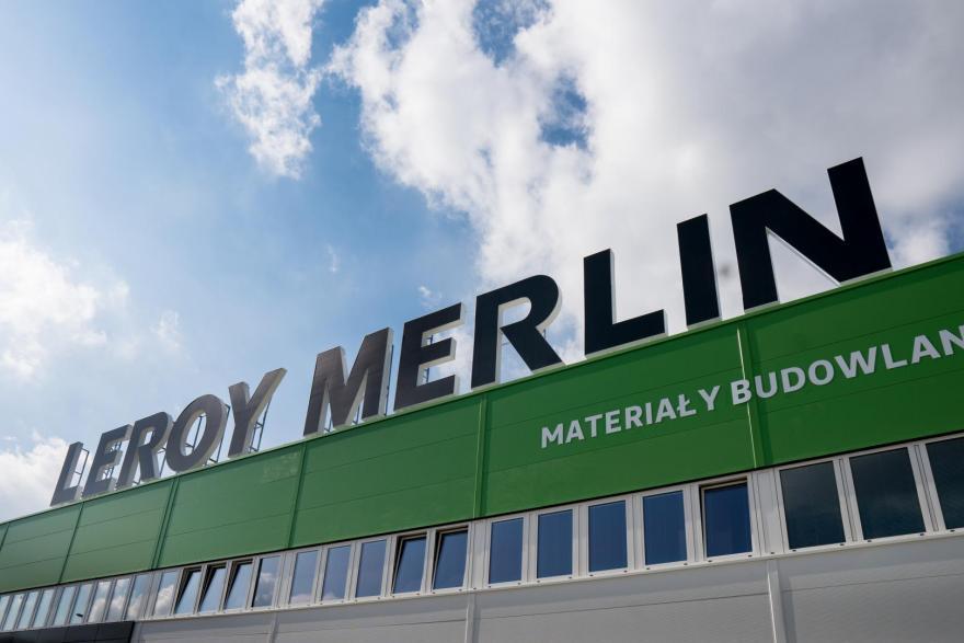 Leroy Merlin Otwiera Drugi Sklep W Bydgoszczy Aktualnosci Biuro Prasowe Leroy Merlin Polska