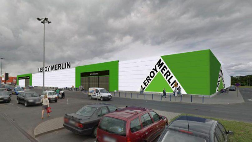Nowy Sklep Leroy Merlin W Gorzowie Wielkopolskim Aktualnosci Biuro Prasowe Leroy Merlin Polska